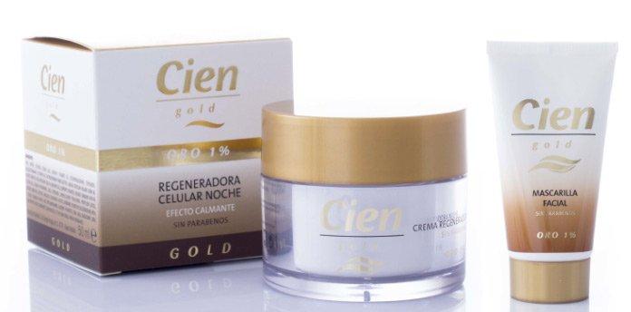 cremas faciales cien Lidl - Cremas faciales Gold Cien de Lidl