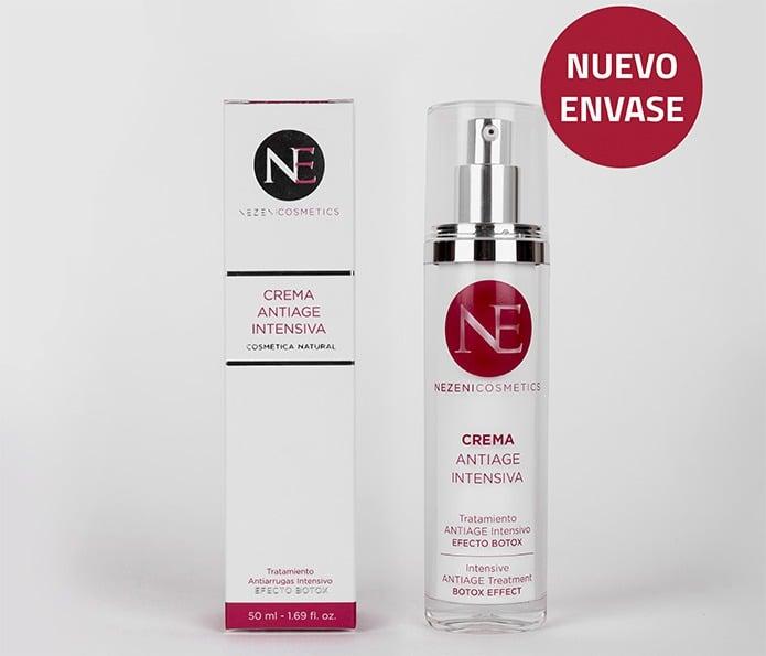 antiarrugas nezeni cosmetics - Crema antiarrugas NEZENI COSMETICS