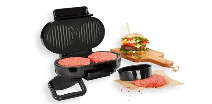 maquina hamburguesas lidl - Máquina de hamburguesas Lidl