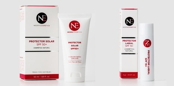 protector solar nezeni - Crema solar para el rostro de alta protección de Nezeni