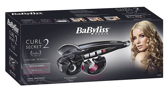 El mejor rizador BaByliss Curl Secret 2