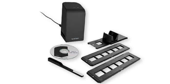 Digitalizador de negativos - Digitalizador de negativos SilverCrest de Lidl