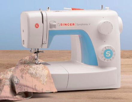 Máquina coser ALDI