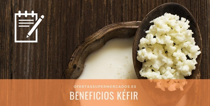 beneficios kefir