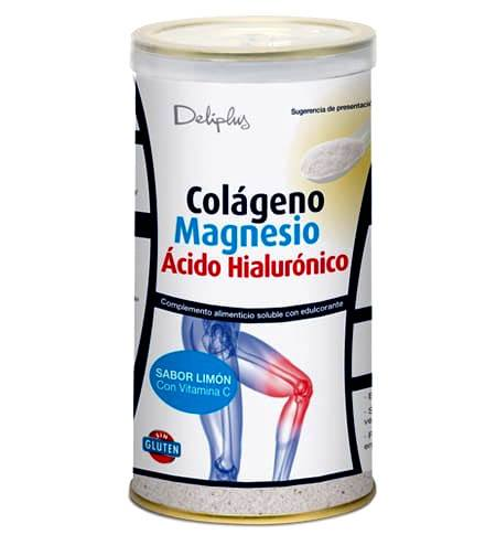 colageno mercadona limon - Colágeno con magnesio Mercadona