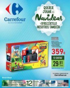 Catalogo-Carrefour-querer-jugar-es-navidear