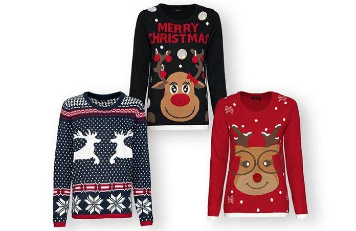 jersey navidad - Catálogo LIDL del 5 al 12 diciembre