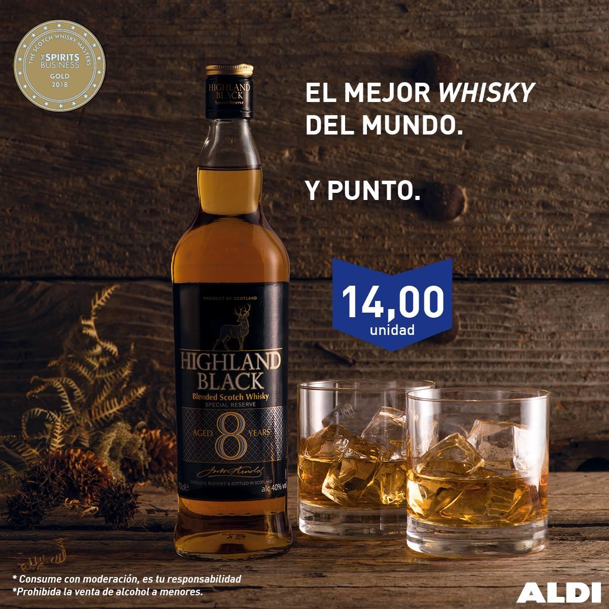 whisky aldi mejor mundo - Whisky Aldi, el mejor del mundo