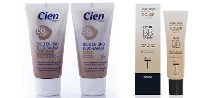 BB Cream Lidl y Mercadona
