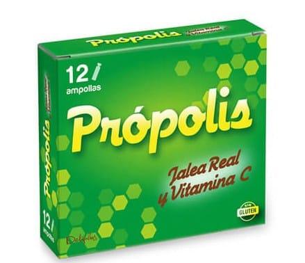 Propolis Jalea Real y Vitamina C