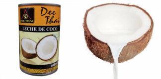 Opiniones leche coco