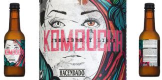 KOMBUCHA Mercadona