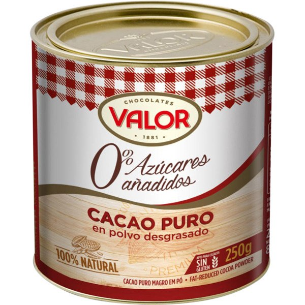 cacao puro valor - Cacao puro Mercadona
