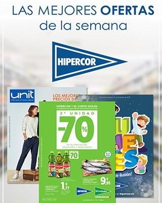 Nuevo folleto Hipercor