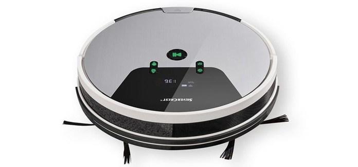 robot aspirador Lidl - Robot Aspirador Silvercrest de Lidl