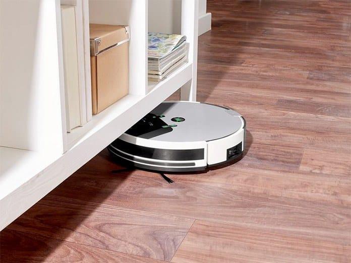 robot aspirador silvercrest lidl - Robot Aspirador Silvercrest de Lidl