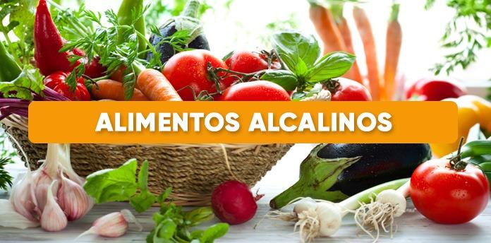 alimentos alcalinos - Alimentos alcalinos