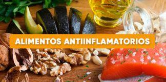 Alimentos antiinflamatorios supermercados