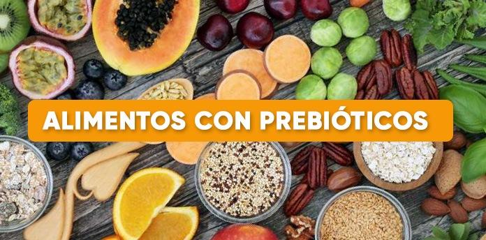 alimentos con prebioticos - Alimentos con prebióticos