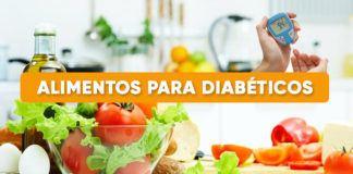 listado alimentos para diabeticos
