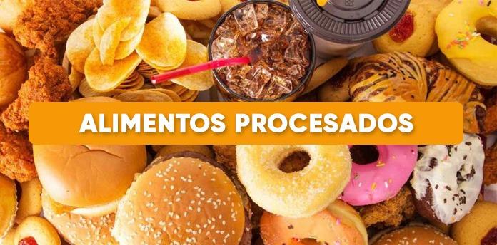 alimentos procesados - Alimentos procesados