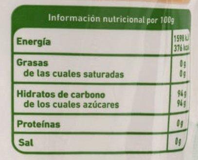informacion nutricional panela - Panela Mercadona