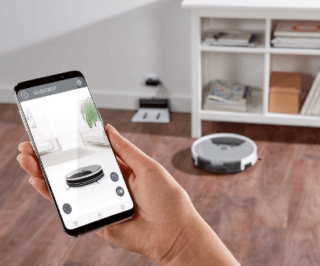 app robot aspirador lidl - Mejores robots aspiradores