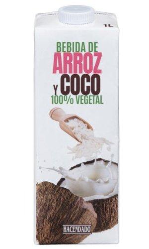 bebida arroz coco mercadona