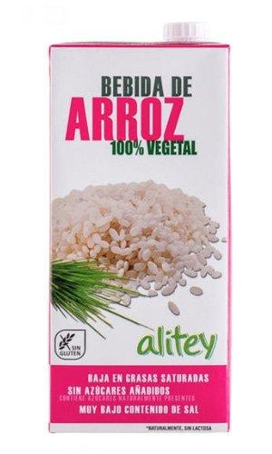 bebida arroz mercadona