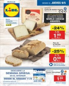 Catálogo Lidl online