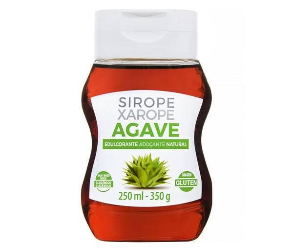 como reemplazar el sirope de agave