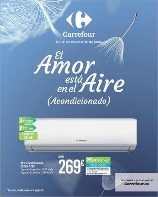 hermoso estilo buena venta seleccione original Catálogo CARREFOUR hasta el 30 junio | Aires acondicionados ...