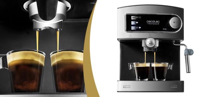 maquina café cecotec