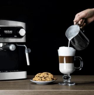 copa cafe cecotec - Cafetera POWER ESPRESSO 20 Cecotec