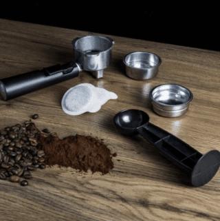 cuchara medidora cafetera - Cafetera POWER ESPRESSO 20 Cecotec