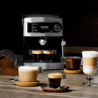 mejor cafetera cecotec - Cafetera POWER ESPRESSO 20 Cecotec