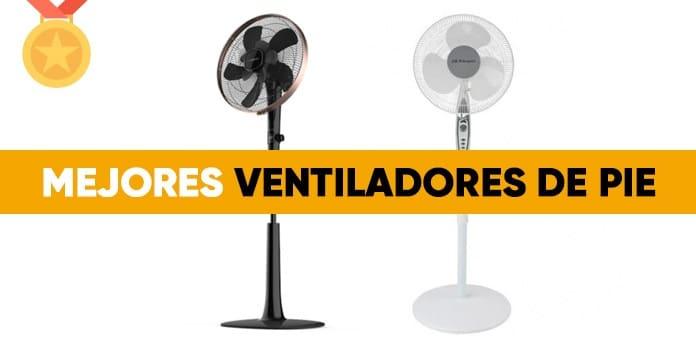 mejores ventiladores de pie