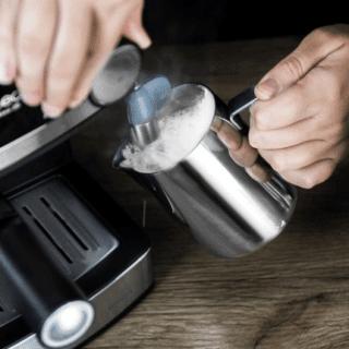 vaso acero cafetera - Cafetera POWER ESPRESSO 20 Cecotec