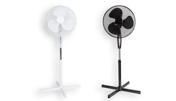 ventiladora lidl - Mejores ventiladores de pie