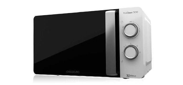 Cecotec Proclean Microondas - Microondas ProClean 3010