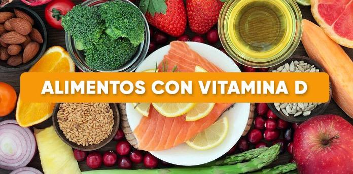 suplementos alimenticios Vitamina D