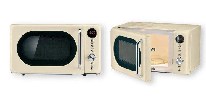microondas crema - Microondas 700 W Lidl