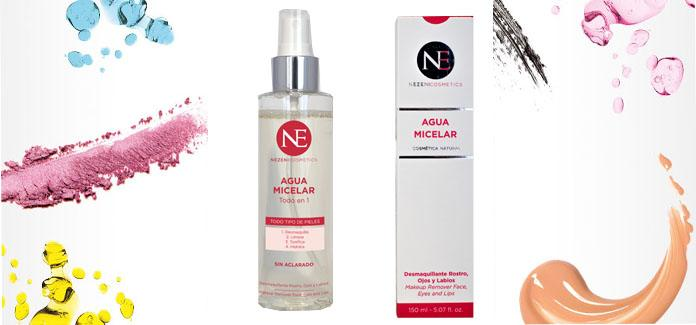 agua micelar Nezeni - Agua Micelar Nezeni Cosmetics