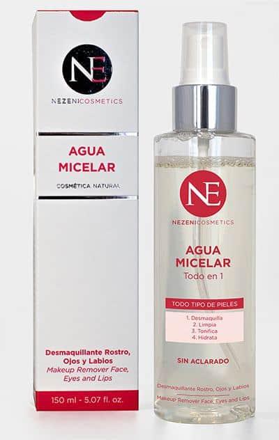 agua micelar nezeni cosmetics - Agua Micelar Nezeni Cosmetics