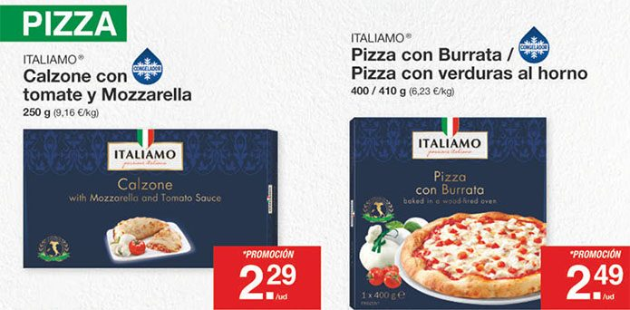 pizza lidl italiamo