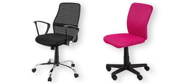 silla oficina escritorio lidl