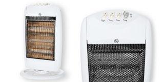 Calefactor halogeno Lidl