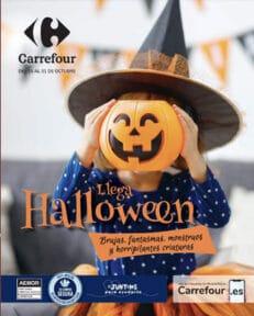folleto haloween carrefour 231x288 - Halloween
