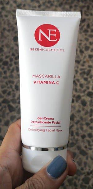 mascarilla gel crema