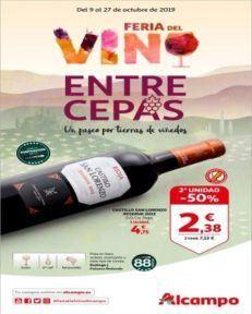 vino feria vino alcampo